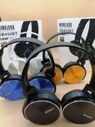 AUDIFONOS BLUETOOTH SONY XB450BT