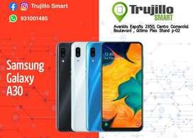 Samsung Galaxy A30 32 Gb, Garantia 1 Año