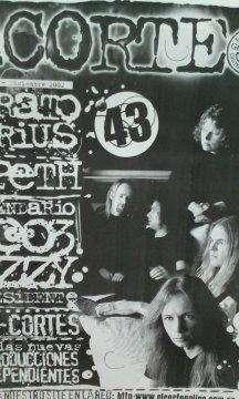 Fanzine El Corte nro.43 diciembre de 2002