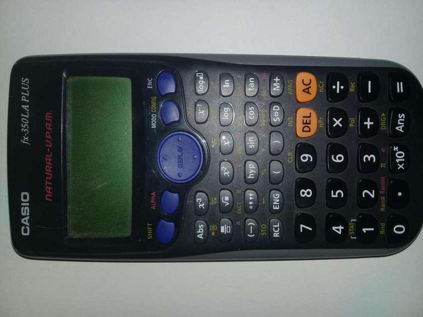 Calculadora Casio FX350 LA PLUS 0