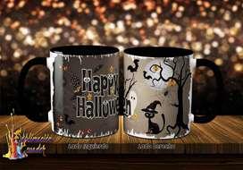Tazas Personalizas Halloween