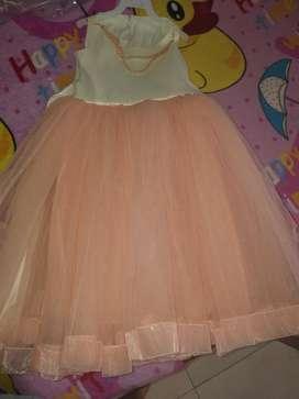Vendo Hermoso Vestido para Niña Talla 8