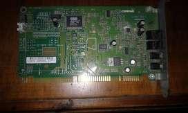 Placa de Sonido Compaq