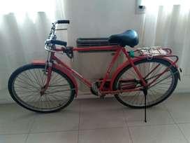 Aurora -Bicicleta antigua  - Estilo Inglesa