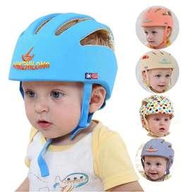 Casco de seguridad Protector Bebé Niños Cabeza Antigolpe pasos Gateo