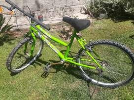 Bicicleta sooner rodado 24