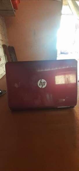 Remato laptop marca hp excelente funcionamiento