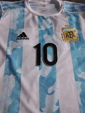 Camiseta argentina 2021