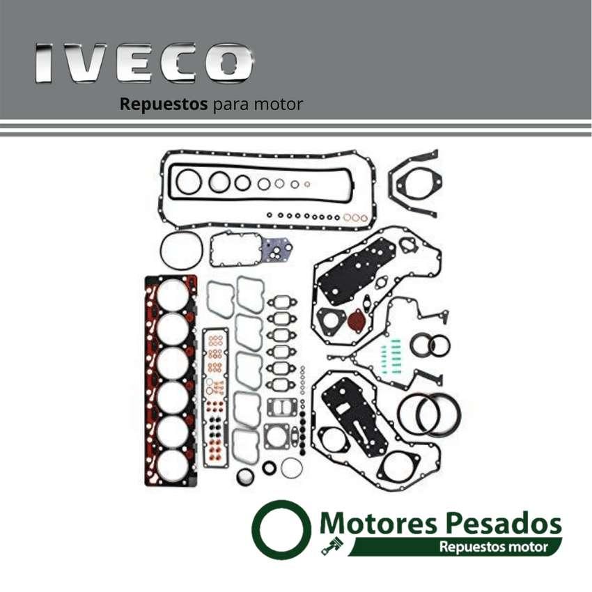 Juntas de descarbonización  Iveco 150 E20 - Iveco 160 E23 - Eurocargo