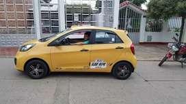 Se necesita conductor para taxi