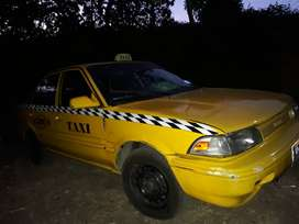 vendo taxi 4200 negociable