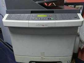 Impresora Laser color LEMARX X544