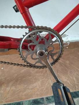Bicicleta única HUMBER inglesa