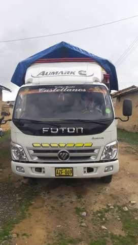 Se vende camión FOTON