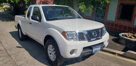 PICK UP NISSAN FRONTIER SV 2017