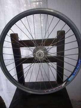 aro de ruta, rueda, rin
