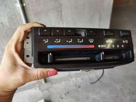 Vendo consola climatizador Honda civic 96~99