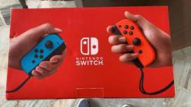Nintendo Switch nueva version