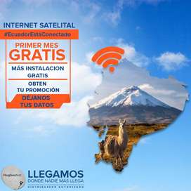 INTERNET SATELITAL PARA ZONAS RURALES