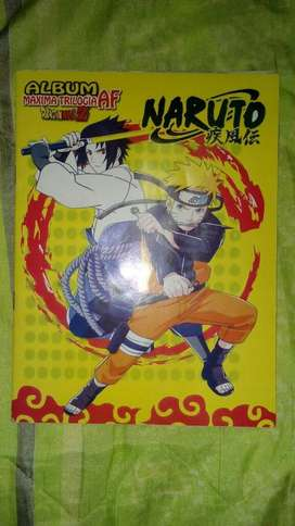 Álbum de Dragon Ball Y Naruto