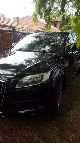 Audi q7 fsi tiptronic quattro luxury (350cv)