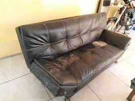 vendo practico y comodo sillon cama plaza y media