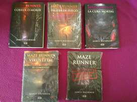 Saga The Maze Runner Original