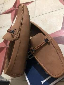 Zapatos mocasines marron 60.000 Talla 44