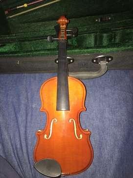 Violin para niño, desarmado como nuevo