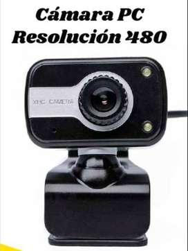 Cámara Web Resolución 480