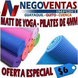 MATT  DE YOGA $6