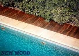 Decks para piletas, jardines, entradas y mas