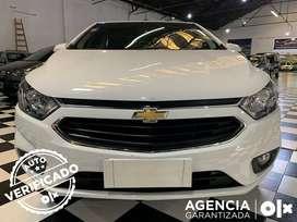[VERIFICADO POR OLX] Chevrolet Onix 1.6 Ltz GNC 2017 Blanco