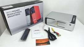 Proyector Cine en Casa 2500 Lumens LCD Nuevos Proyectores Baratos Mcwell