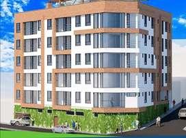 Se vende proyecto consta 2 subsuelos 4 pisos de departamentos. Planos aprobados. Proyecto en ejecución primera etapa.