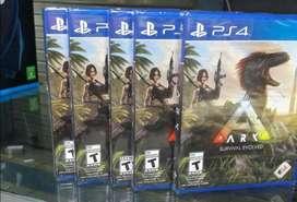Ark Survival Evolved Ps4 Nuevo Sellado Stock