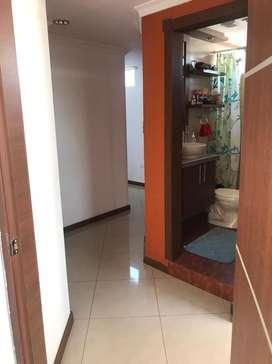 Vendo departamento 3 dormitorios edificio San Carlos