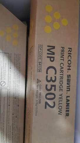 Toner  Copiadoras Ricoh MP c3502