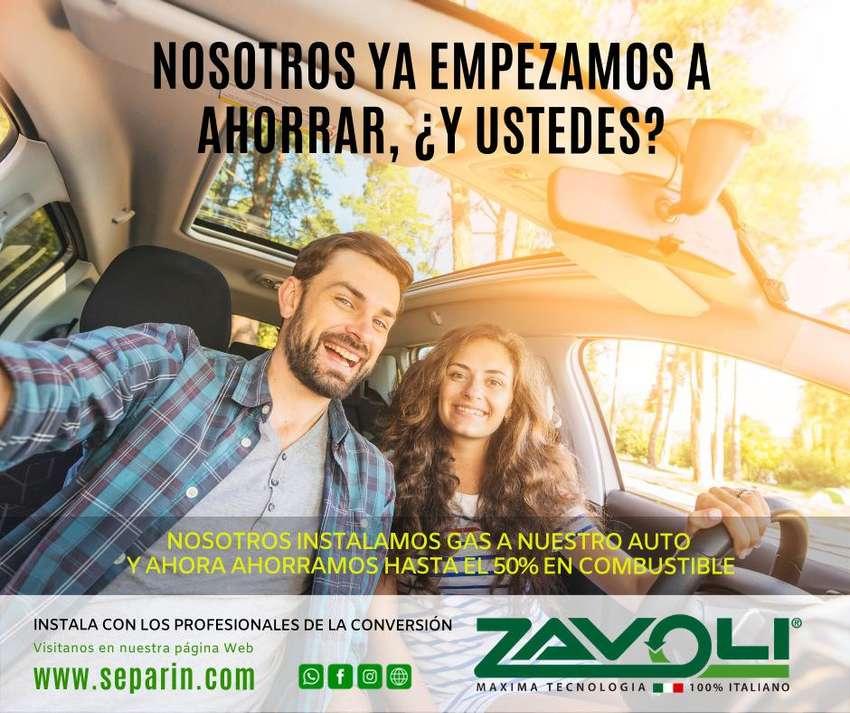 ZAVOLI Conversión a Gas GLP / GNV 0