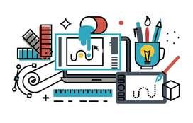 Creación de páginas web y diseño grafico profesional