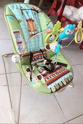 silla mecedora para bebe fisher price