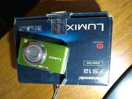 Vendo camara Panasonic Lumix