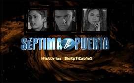 La Séptima Puerta: Historias Inexplicables (Serie de TV, 2004) [Isabel Cristina Méndez] (160 capítulos) ENVÍO INCLUIDO