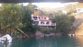 Alquilo cabaña a orillas del lago en los Reyunos, San Rafael