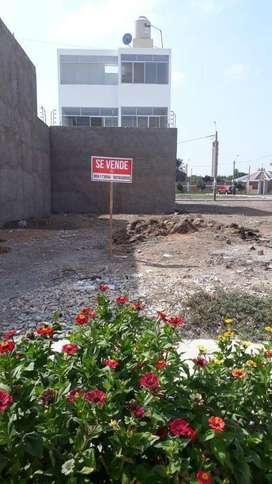 OCASIÓN - Se vende lote en urbanización el santuario, frente al colegio Ceibos (Prolongación Av. Bolognesi).