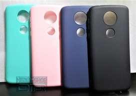 Funda Tpu Soft Termoplastico Motorola Moto E5 / E5 Plus Antigolpe