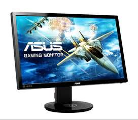 Monitor Gaming Asus Vg248qe (24 , 144hz, 1ms, 3d)