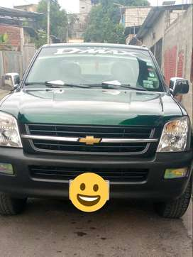 Vendo camioneta Modelo luv.Dmax. año 2007..2.4.