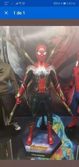 Iron Spider Hot Toys