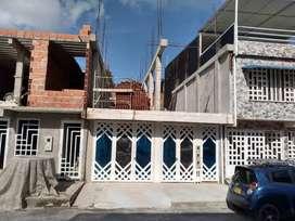casa primer piso terminado